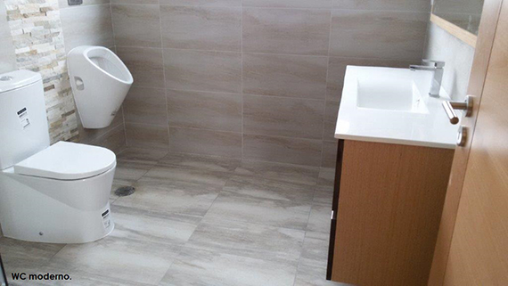 Moradia Covão Lobo WC moderno