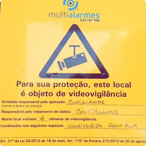 Multialarmes sinaliza o de sistemas de videovigil ncia - Sistemas de videovigilancia ...