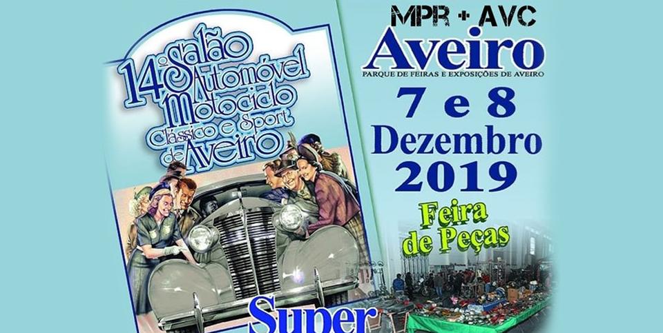 14º Salão Automóvel e Motociclo Clássico e Sport de Aveiro