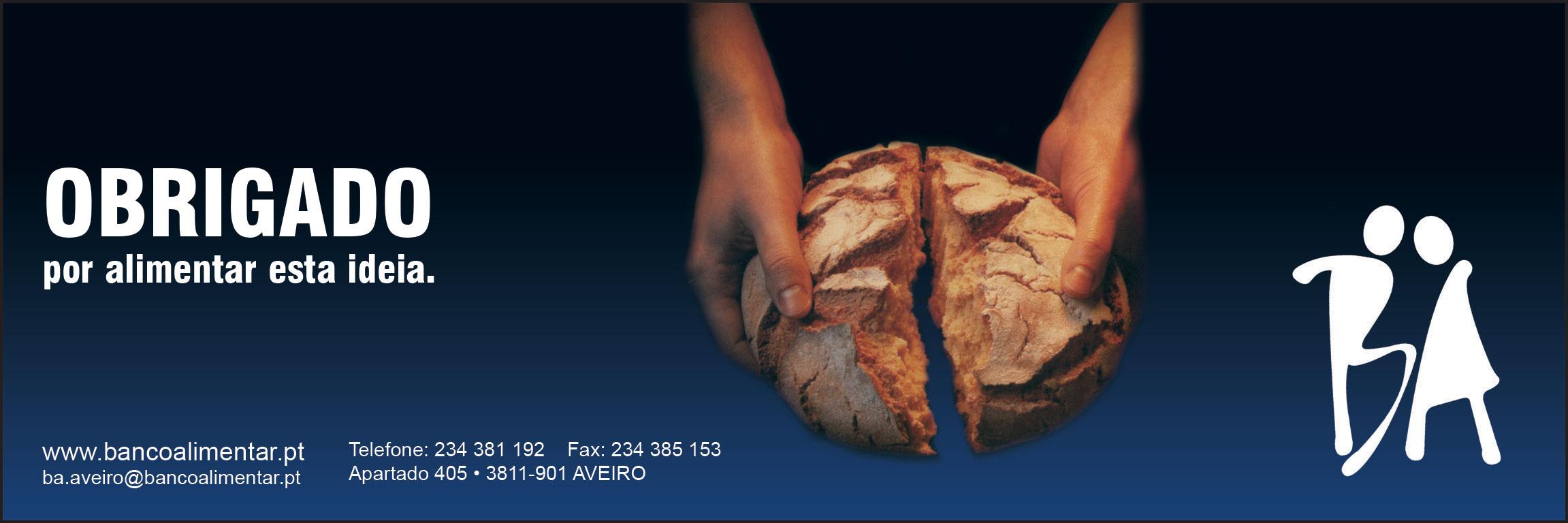 BANCO ALIMENTAR CONTRA A FOME • AVEIRO