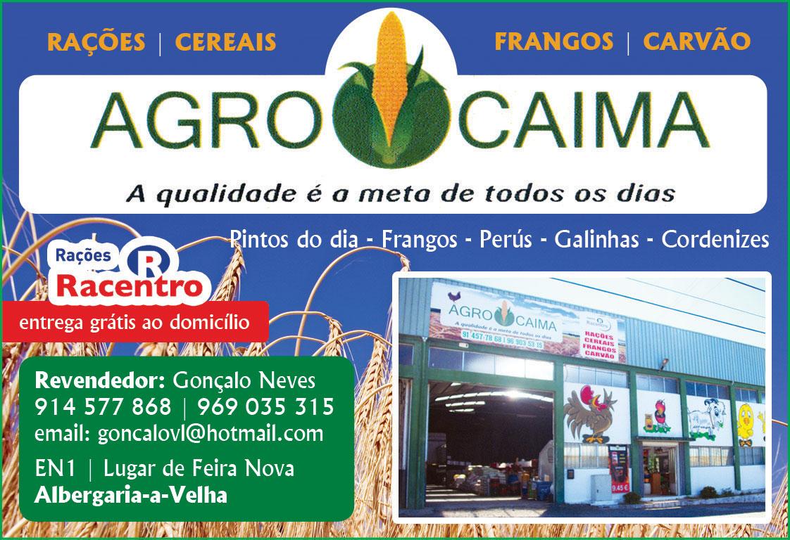 AGRO CAIMA • AGROCAIMA