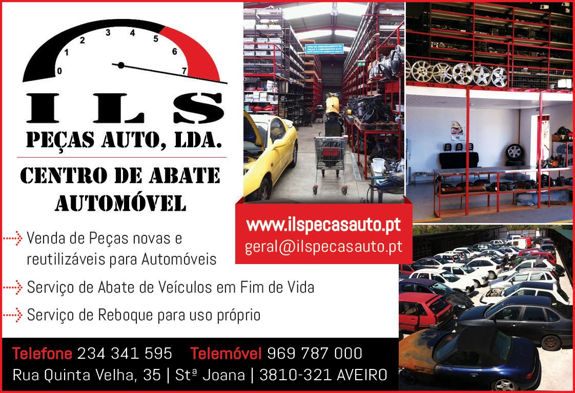 I. L. S. • PEÇAS AUTO, Lda