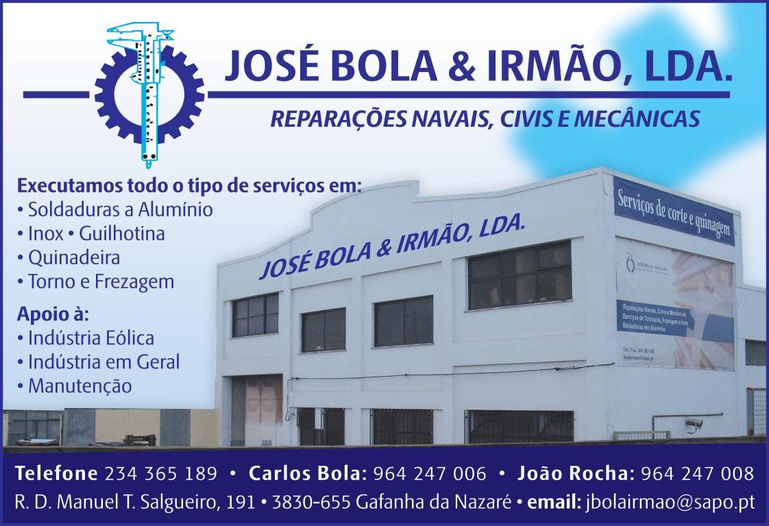 JOSÉ BOLA & IRMÃO LDA