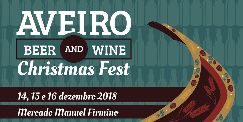 Aveiro Beer & Wine Christmas Fest