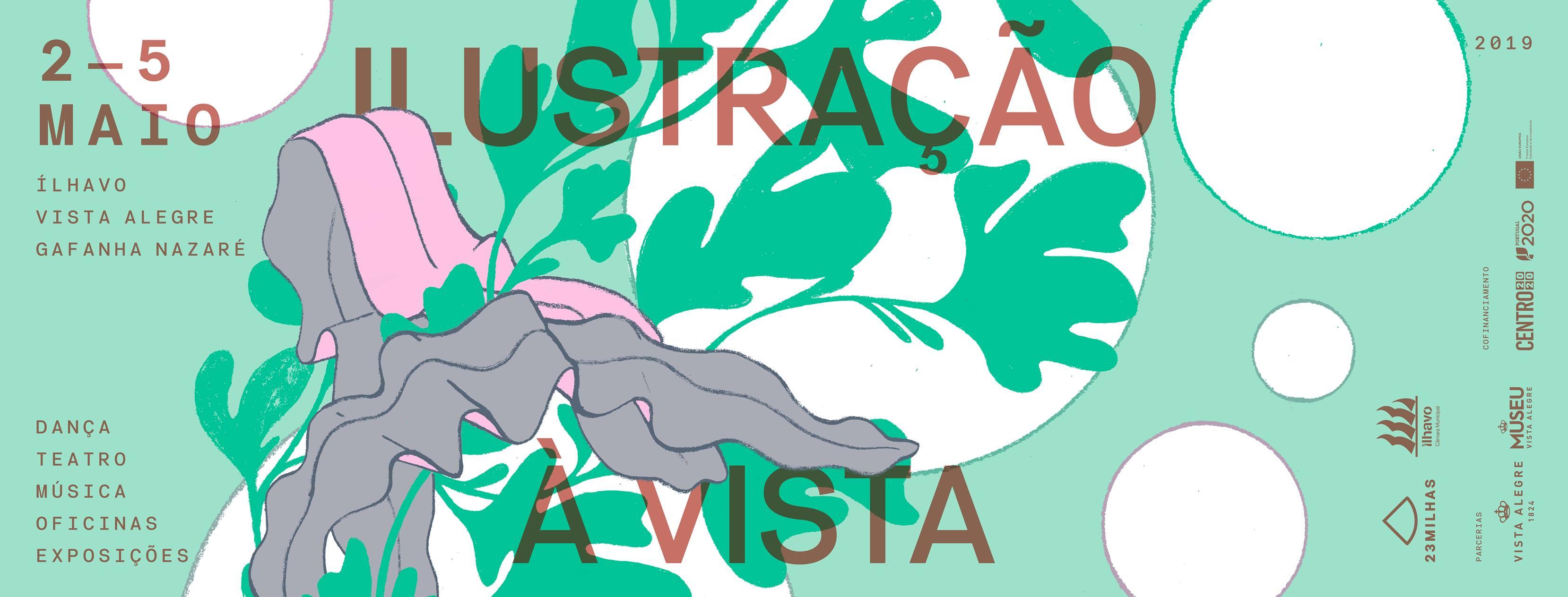 Ilustração à Vista