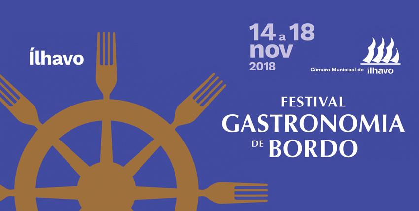 Festival Gastronomia de Bordo
