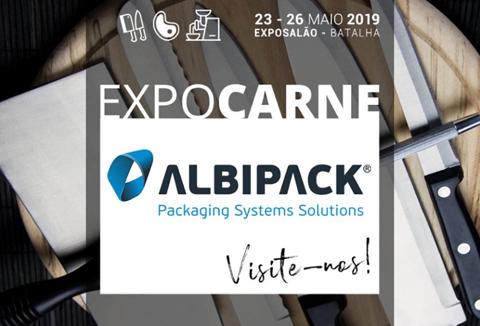 Albipack na Expocarne