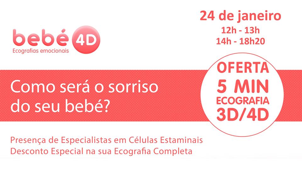 Ecografias Emocionais 3D/4D