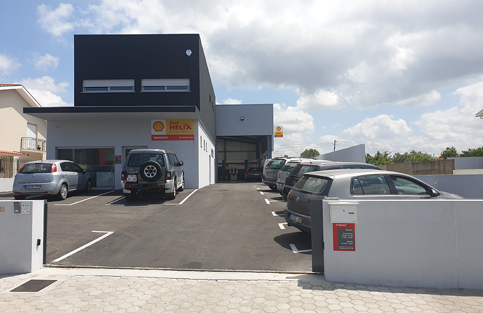 Brandauto oficina Automóvel