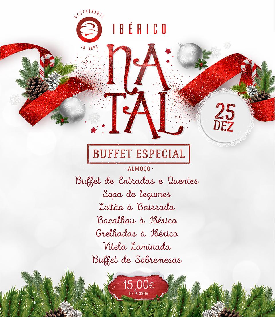 Buffet Especial de Natal