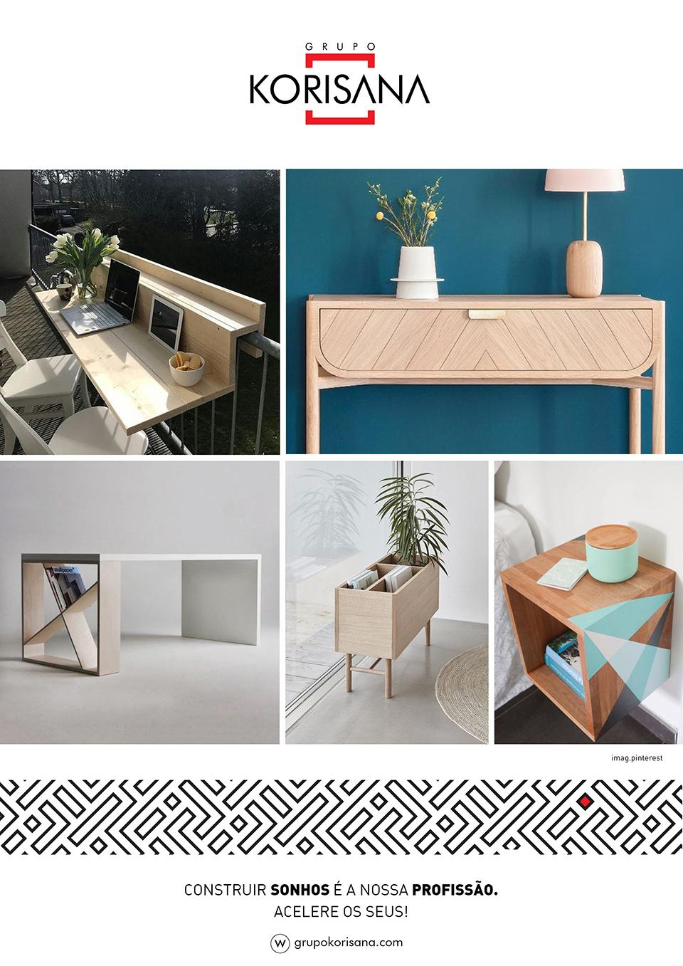 Mobiliário Contemporâneo