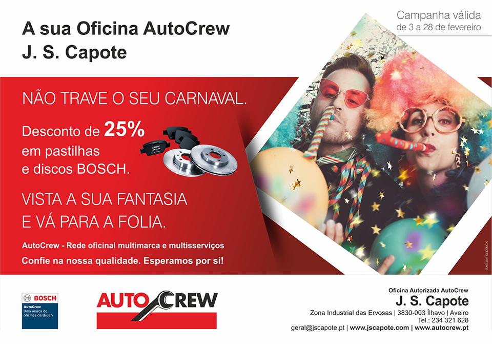Campanha Carnaval