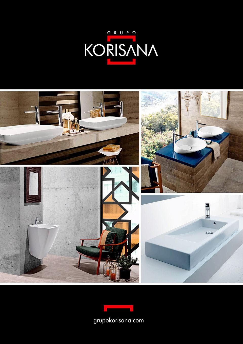 Grupo Korisana Casas de Banho