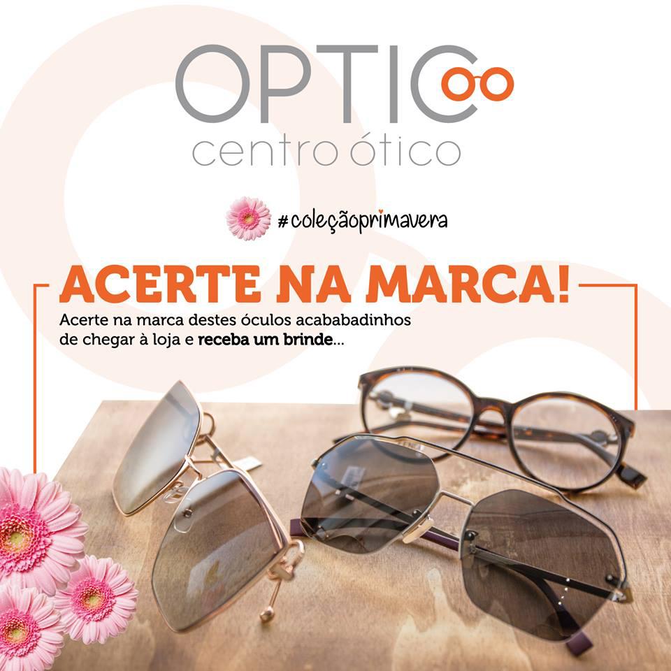 Optic Coleção Primavera