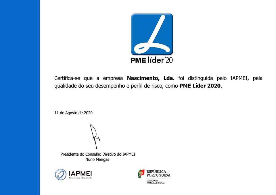 PME Lider 2020
