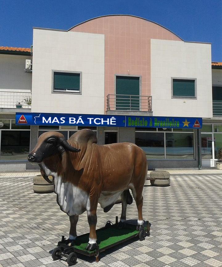 Restaurante Mas Bá Tchê