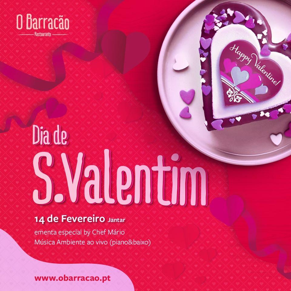 Dia de São Valentim 2020