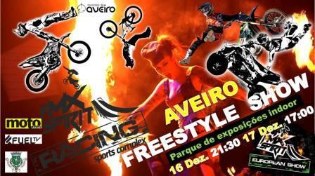 1º Freestyle Motocross Aveiro European Show