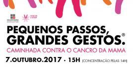 Caminhada contra o Cancro da Mama