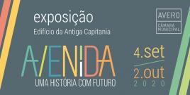 Exposição Avenida, uma história com futuro