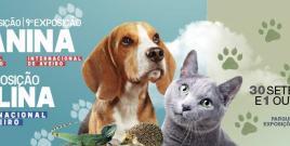 Exposição Internacional Canina e Felina