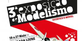3ª Exposição de Modelismo