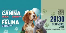 10ª Exposição Canina Internacional e a 9ª Exposição Felina Internacional