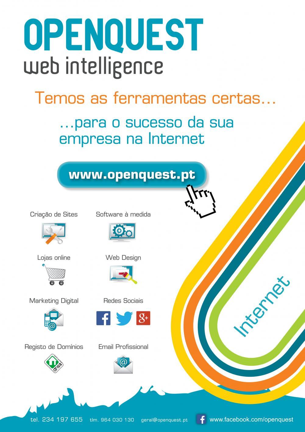 OPENQUEST • SISTEMAS DE INFORMAÇÃO, LDA.