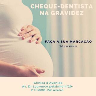 Cheque Dentista na Gravidez