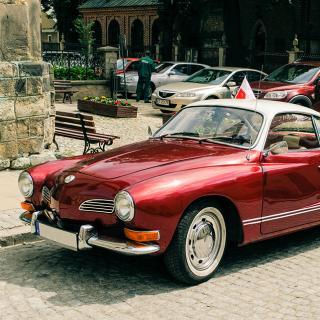 Automóvel Clássico