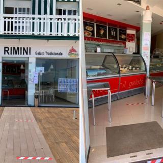 Gelataria Rimini