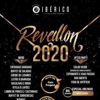 Restaurante o Ibérico Reveillon