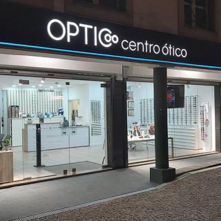 Nova loja OPTIC