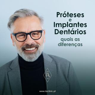Proteses ou Implantes Dentários