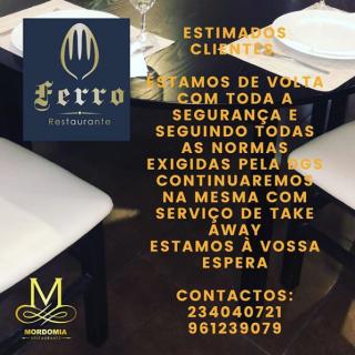 Restaurante Ferro