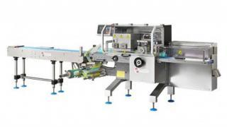 Linha de Produção e Embalagem de Barritas Energéticas Delfin