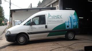 Avinox 25 anos ao serviço da indústria