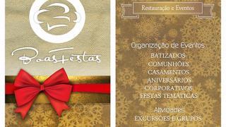 Restaurante O Ibérico: Boas Festas