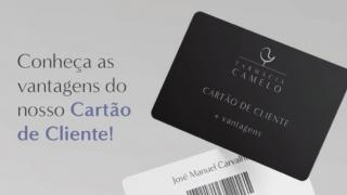 Cartão Cliente Farmácia Camelo