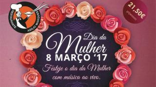 Dia da Mulher no Restaurante Abílio Marques