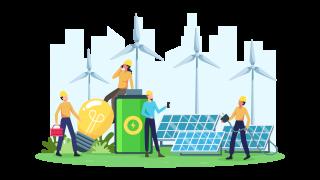 Devo instalar um sistema solar fotovoltaico com baterias?
