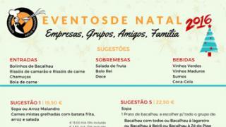 Restaurante Abílio Marques: Eventos de Natal