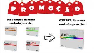 Complexo de Vitaminas e Minerais Vimin Complex
