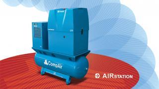 Compressores Airstation – Série L gama L07 a L22