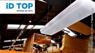 Multialarmes- Antena Tecto