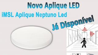 Novo aplique LED