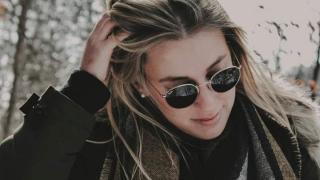 Óculos de Sol no Inverno