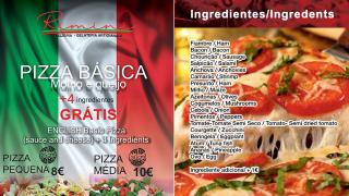 Pizzas Rimini