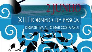 Torneio de Pesca Desportiva de Alto mar Costa Azul
