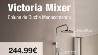 Coluna de duche Victoria Mixer